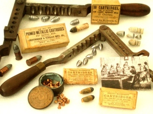 19th Century arms and ammunition