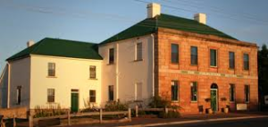 Foxhunters Return Campbell Town built in the 1830s