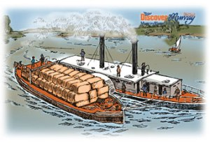 great-race-paddle steamers