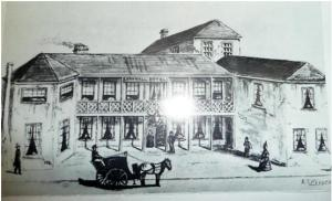 The Cornwallis Hotel, sometimes called the Cornwall Arms, was on the site of the present day Batman and Fawkner Inn, a great place to stay in Launceston. Given that these two men were always at odds with each other, it is ironic that they share the name of this hotel.