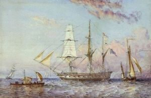Image 4-5 HMSRattlesnake 1836