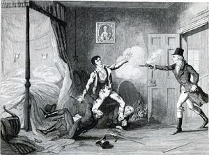 he_Arrest_of_Lord_Edward_Fitzgerald_by_George_Cruikshank