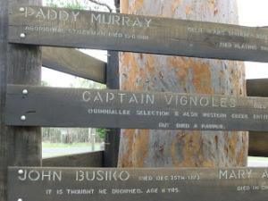 Vignoles memorial tree